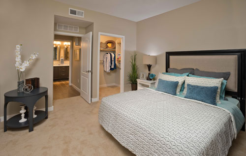 Independent Living Facility - Bedroom 3