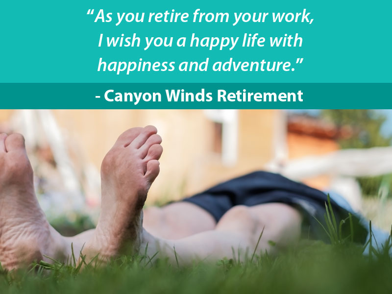 Retirement Wishes for Boss - 1