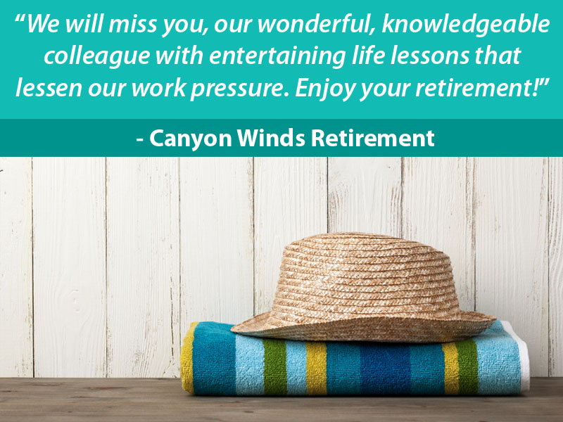 Retirement Wishes for Boss - 10