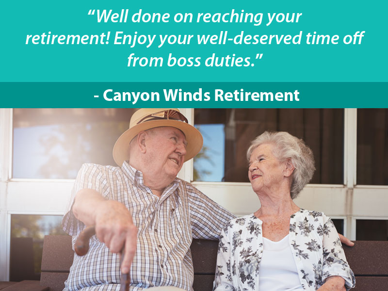 Retirement Wishes for Boss - 12