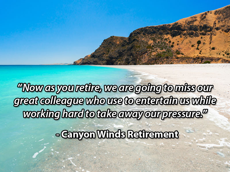 Retirement Wishes for Boss - 2