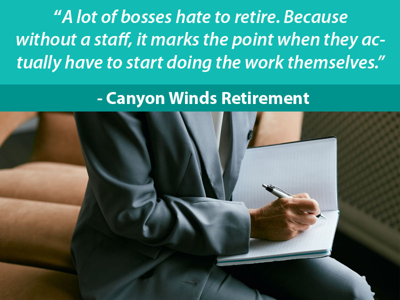 Retirement Wishes for Boss - 4