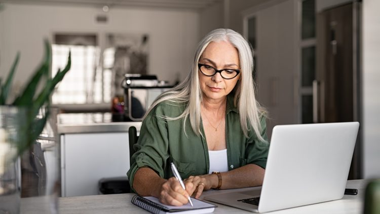 Top 5 Best Part Time Jobs For Seniors At Home